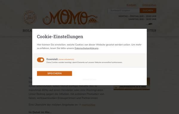 Vorschau von www.bioladen.com, Bioladen Firmenich & Murmann KG