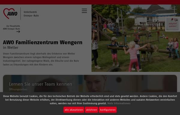 Vorschau von www.kita-wengern.de, AWO-Kindertageseinrichtung am Brasberg