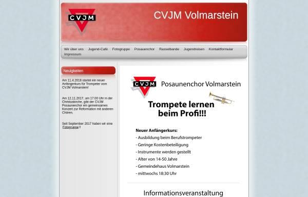 Vorschau von www.cvjm-volmarstein.de, CVJM Volmarstein
