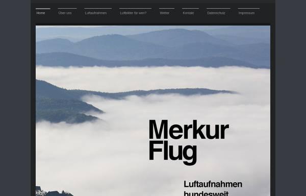 Vorschau von www.merkurflug.de, Merkur Flug GmbH