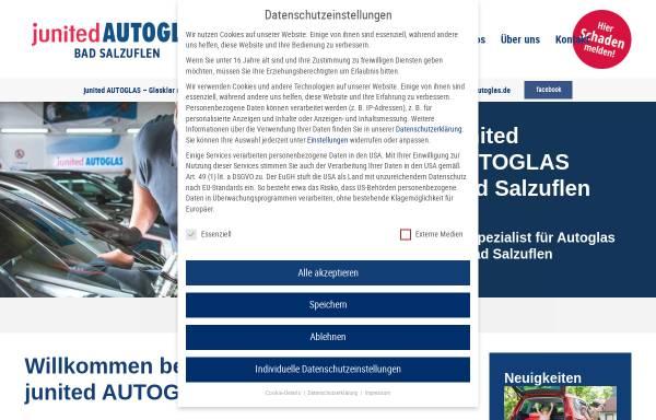 Vorschau von www.slautoglas.de, SL Autoglas