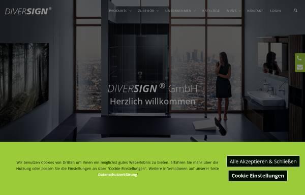 Vorschau von www.diversign.de, Diversign GmbH