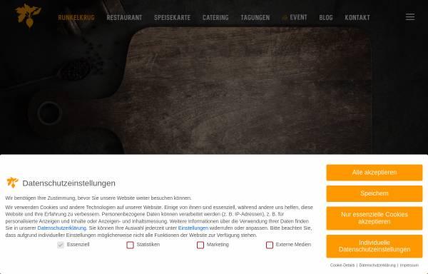 Vorschau von www.runkelkrug-bielefeld.de, Runkelkrug