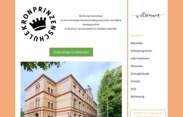 Vorschau von www.kronprinzenschule.de, Kronprinzenschule