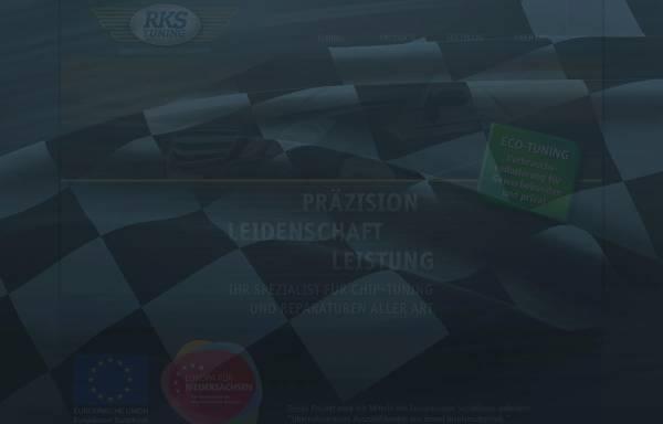 Vorschau von www.rks-tuning.com, RKS Tuning, Rudolf Kirsch