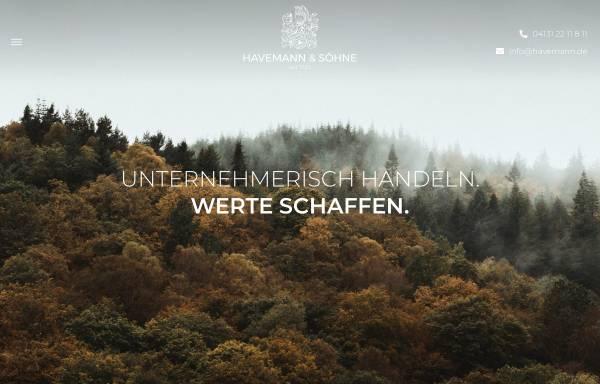 Vorschau von www.havemann.de, Autozentrum Havemann