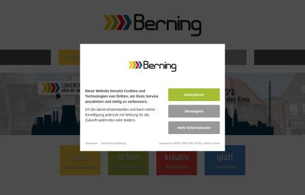 Vorschau von www.berning-lackierung.de, Klaus Berning Autolackierung GmbH