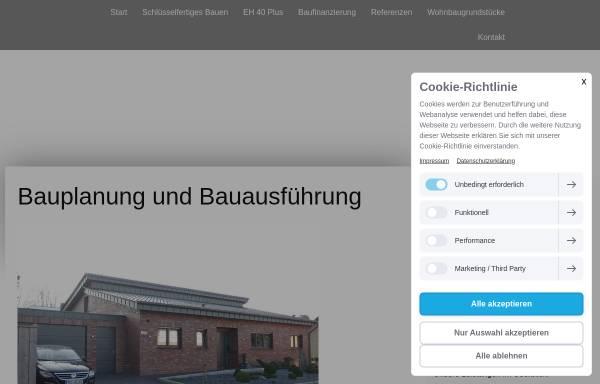 Vorschau von www.pb-bergjans.de, Planungsbüro Bergjans
