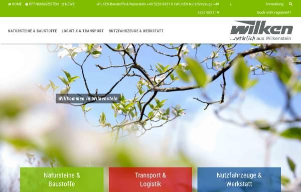 Vorschau von www.wilken-melle.de, Alois Wilken GmbH