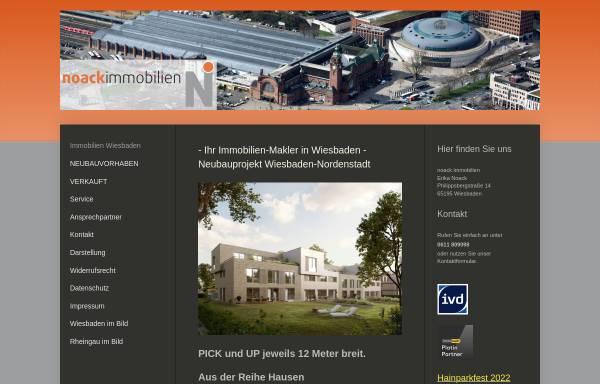 Vorschau von www.noack-immobilien.de, Erika Noack - Noack Immobilien