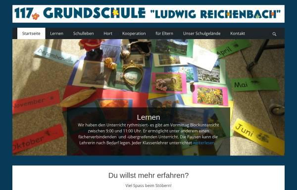 Vorschau von www.117grundschule.de, 117. Grundschule
