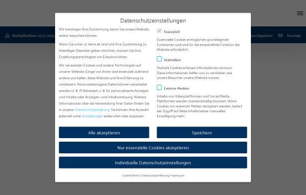 Vorschau von www.schnieder.de, Autohaus Fritz Schnieder