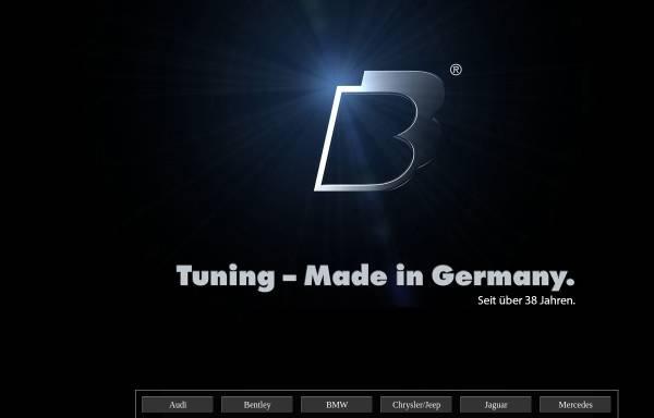 Vorschau von www.bb-automobiltechnik.de, B&B Automobiltechnik GmbH
