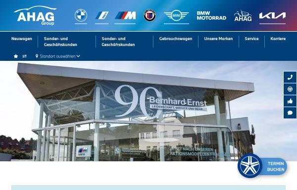 Vorschau von www.bmw-ernst.de, Bernhard Ernst GmbH