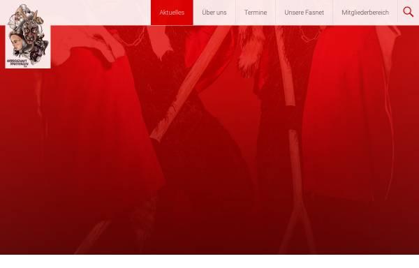 Vorschau von www.narrenzunft-dauchingen.de, Narrenzunft Dauchingen e.V.