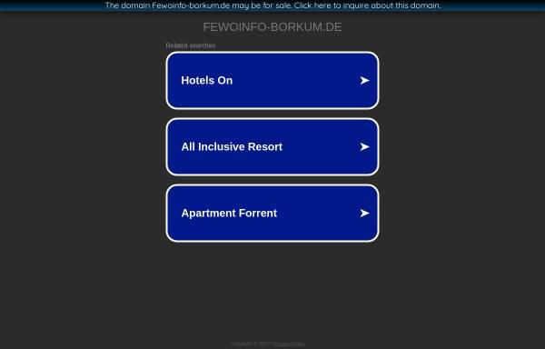 Vorschau von fewoinfo-borkum.de, Ferienwohnung Knicker