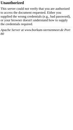 Vorschau der mobilen Webseite www.borkum-sternenmeer.de, Ferienwohnung Sternenmeer