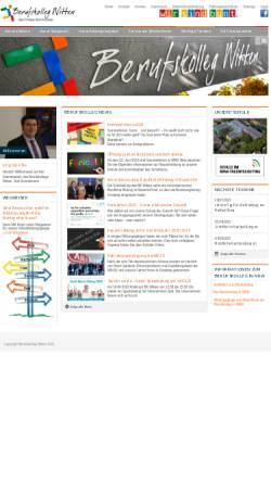 Vorschau der mobilen Webseite www.bkwitten.de, Berufskolleg Witten
