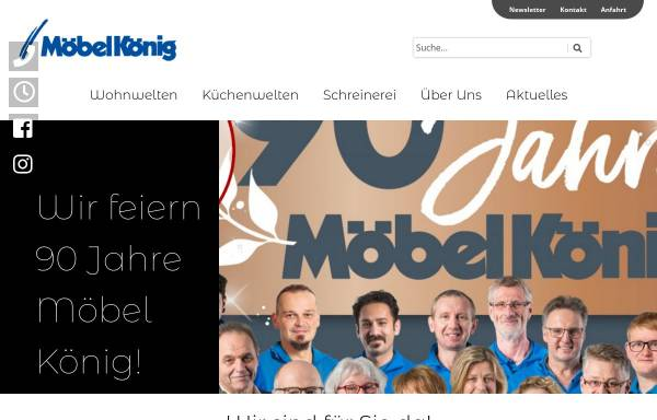 Möbel König Gmbh Co Kg In Attendorn Möbel Computerteile Und