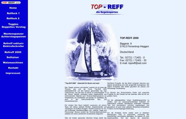 Vorschau von www.top-reff.de, Top-Reff 2000