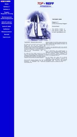 Vorschau der mobilen Webseite www.top-reff.de, Top-Reff 2000