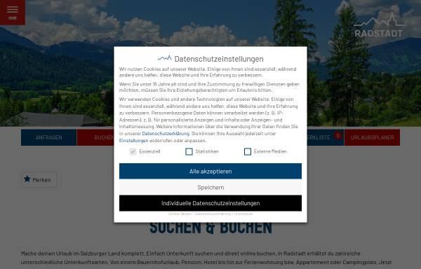 Vorschau von www.radstadt.com, Haus Posch