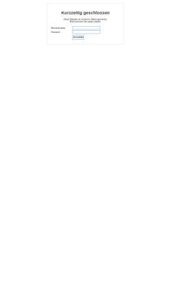 Vorschau der mobilen Webseite www.willingen-ferienhaus.de, Ferienhaus Born