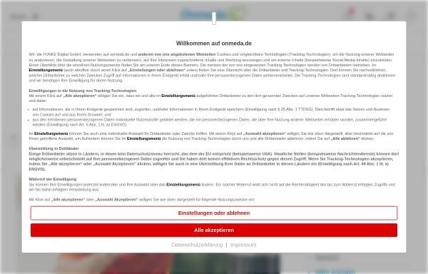 Vorschau von www.onmeda.de, Onmeda: Schwindel