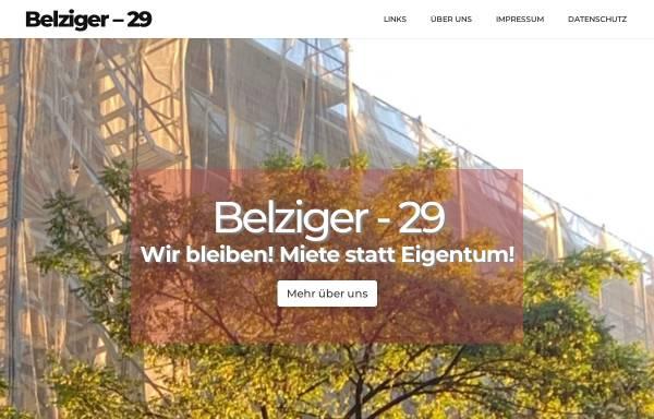 Vorschau von www.kiez-schoeneberg.de, Kiez Schöneberg