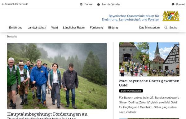 Vorschau von www.bayernforst.com, Forst und Garten Kreitmair