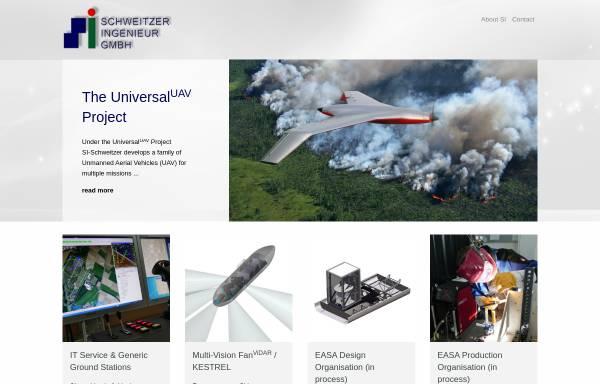 Vorschau von www.si-gmbh.com, Schweitzer Ingenieurgesellschaft mbH