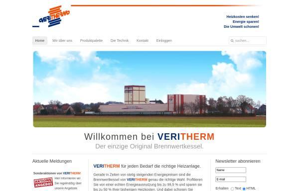 VERITHERM-Heizungstechnik GmbH: Heizkörper und -kessel, Wärme- und ...