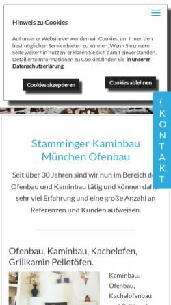 Kaminbau München august stamminger gmbh in münchen kamine und öfen spezialitäten