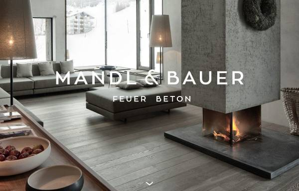 Vorschau von www.mandl-bauer.at, Mandl & Bauer