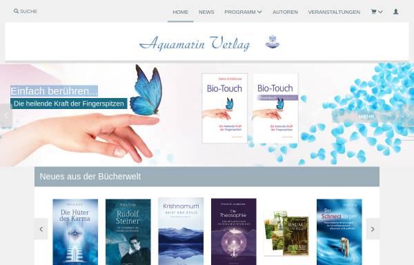Vorschau von www.aquamarin-verlag.de, Aquamarin Verlag
