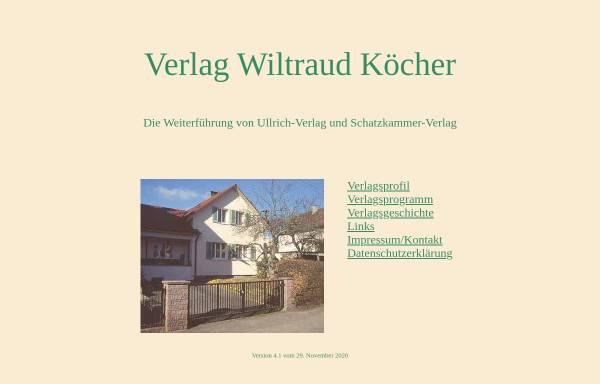 Vorschau von www.ullrich-verlag.de, Margarete-Ullrich-Verlag Calw