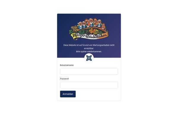 Vorschau von pfaelzer-weinkehlchen.de, Pfälzer Weinkehlchen e.V., Neustadt an der Weinstraße