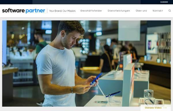 Vorschau von www.software-partner.de, Software Partner Datenmedien-Service- und Vertriebs GmbH