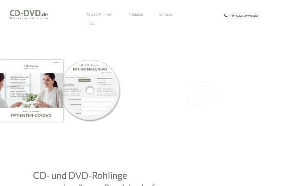 Vorschau von www.cd-dvd.de, ProFX Multimedia, Nabil Zitouni