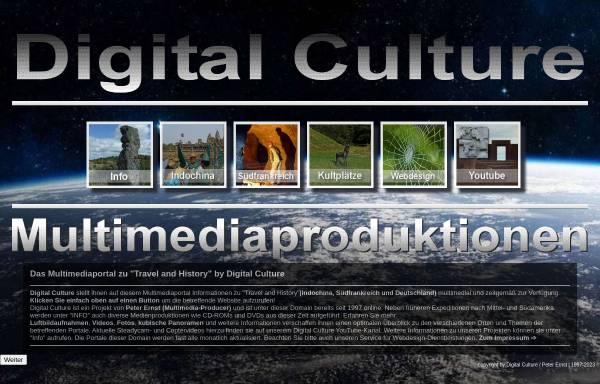 Vorschau von www.digital-culture.de, Digital-Culture