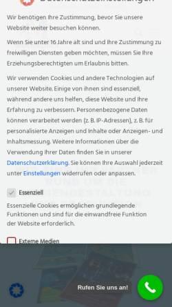 Vorschau der mobilen Webseite www.m-design.de, Media Design GdbR - Thomas Maier