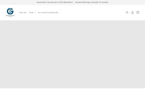 Vorschau von www.muesli.at, Getreide-Gutscher GmbH & Co KG