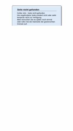 Vorschau der mobilen Webseite www.etcetera-werbeagentur.de, Etcetera Werbeagentur