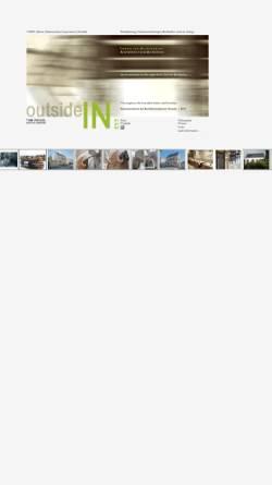 Vorschau der mobilen Webseite www.innen-ist-architektur.de, Tom Wenzel - innen-ist-architektur