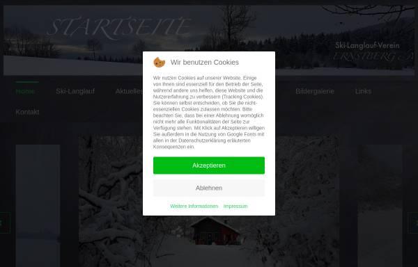 Vorschau von www.slv-ernstberg.de, Ski-Langlauf-Verein Ernstberg e.V.