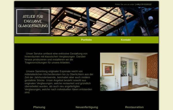 Vorschau von www.jugendstilglas.de, Romi Senn-Hodel