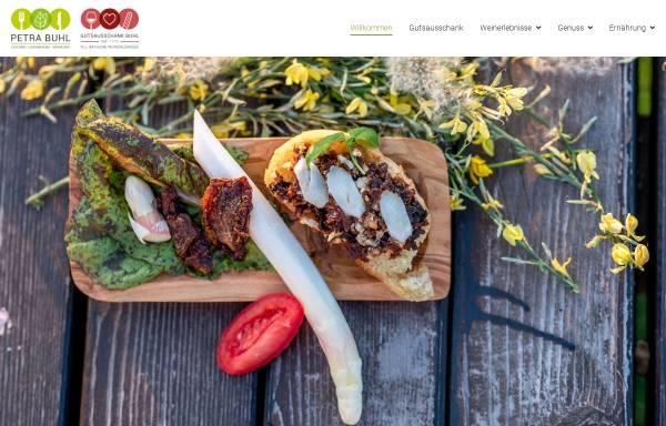 Vorschau von www.weingut-buhl.de, Weingut Buhl
