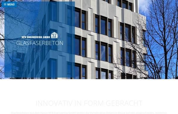 Vorschau von www.hfb-online.de, HFB Engineering GmbH