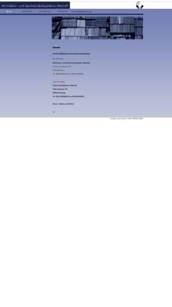 Vorschau der mobilen Webseite www.sv-wanhoff.de, Wanhoff, Frank-Peter