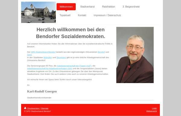 Vorschau von wir-machen-das-jetzt.de, SPD-Stadtverband Bendorf